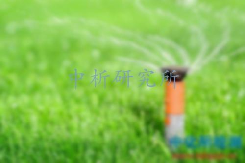 灌溉水检测